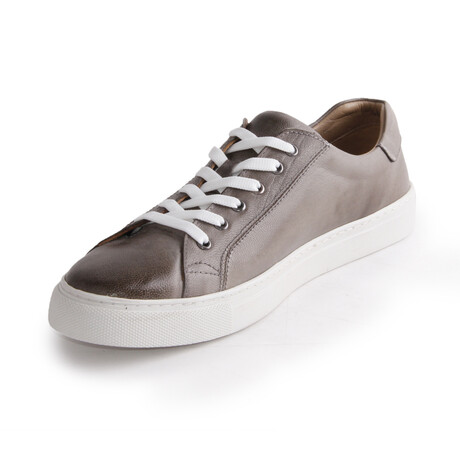 Milano Sneakers // Gray (Euro: 39)