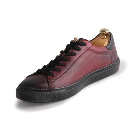 Brenda Sneakers // Claret Red (Euro: 39)