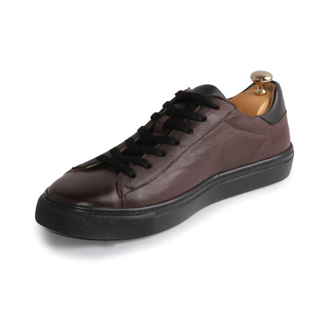 Brenda Sneakers // Brown (Euro: 39)