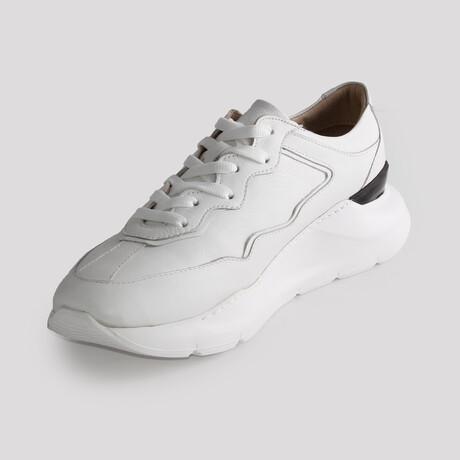 Bogy Sneakers // White (Euro: 39)