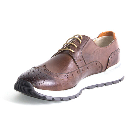 Fabio Sneakers // Brown (Euro: 39)