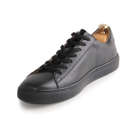 Brenda Sneakers // Black (Euro: 39)