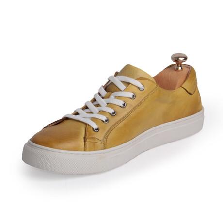 Milano Sneakers // Yellow (Euro: 39)