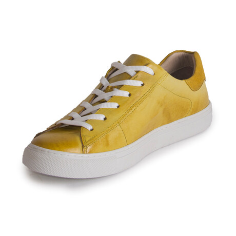 Mondy Sneakers // Yellow (Euro: 39)