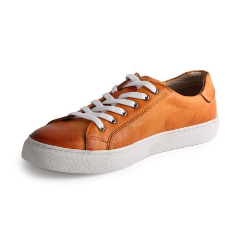 Milano Sneakers // Orange (Euro: 39)