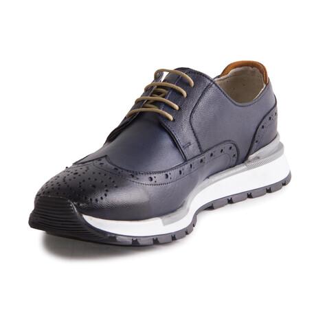 Fabio Sneakers // Navy Blue (Euro: 39)
