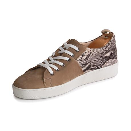 Atlas Sneakers // Beige (Euro: 39)