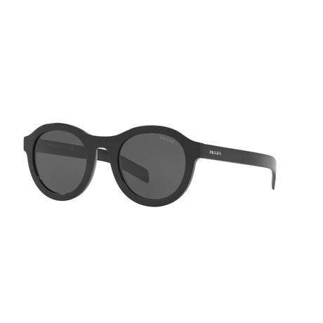 Men's PR24VS-1AB5S049 Sunglasses // Black + Gray