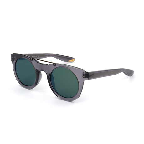 Nike // Unisex KD Flicker Sunglasses // Gunsmoke + Green