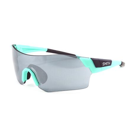 Smith // Men's Pivlock Arena Sunglasses // Matte Opal