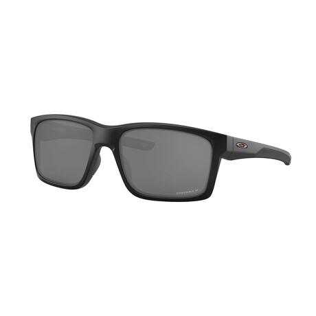 Oakley // Men's OO9264-45-61 Polarized Sunglasses // Matte Black + Prizm Black