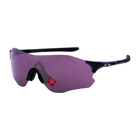 Oakley // Men's OO9313-24-38 EVZero Sunglasses // Matte Black + Prizm Black