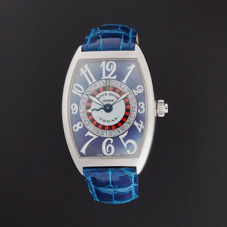Franck Muller Cintree Curvex Vegas Automatic // 6850 VEGAS // Store Display