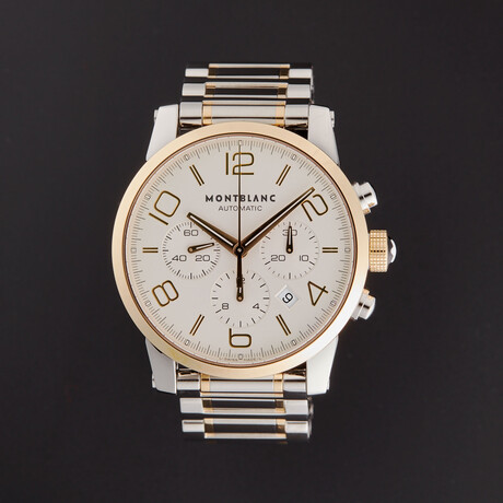 Montblanc Timewalker Chronograph Automatic // 107320 // Store Display