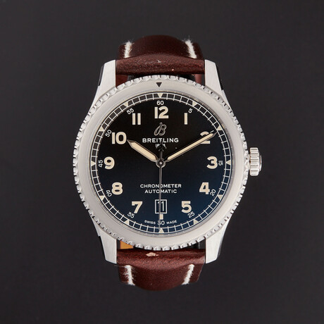 Breitling Aviator 8 Automatic // A173151A1B1X1 // Store Display