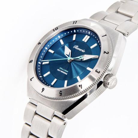 Reverie Diver Automatic // Blue Diver 12