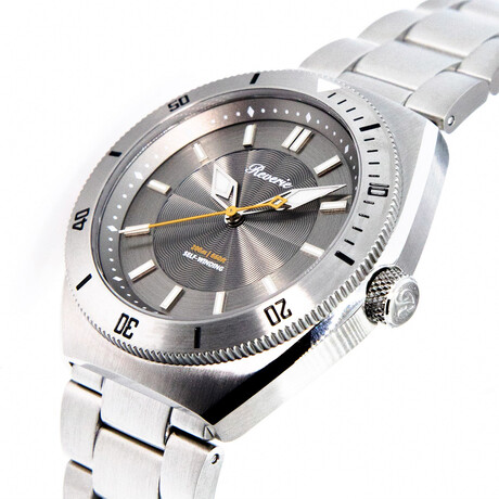 Reverie Diver Automatic // Gray Diver 60