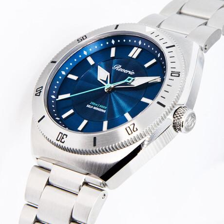 Reverie Diver Automatic // Blue Diver 60
