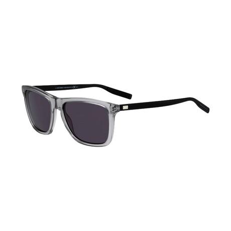 Men's BLACKTIE177S Sunglasses // Crystal Black + Gray