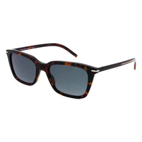 Dior // Men's BLACK-TIE-263S-807 Square Sunglasses // Black