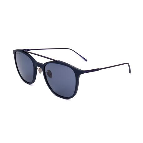 Lacoste // Unisex L885S Sunglasses // Blue