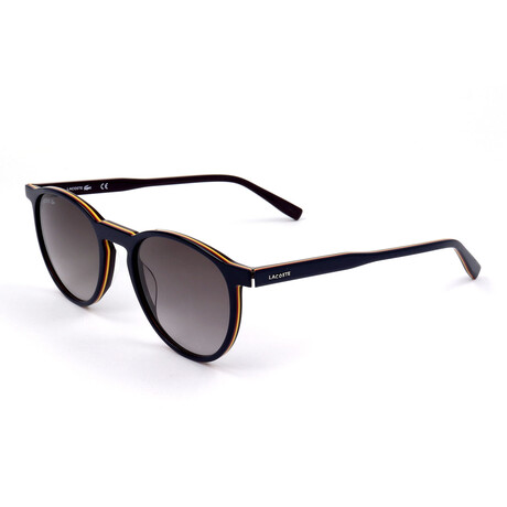 Lacoste // Unisex L902S Sunglasses // Blue + Red + Yellow