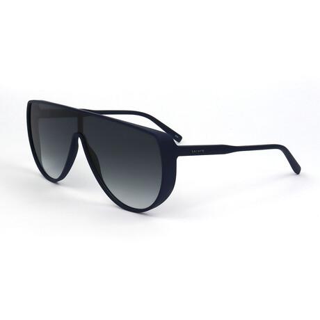 Lacoste // Unisex L902S Sunglasses // Dark Blue