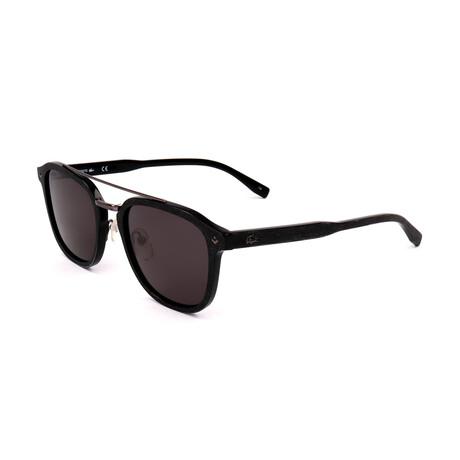 Lacoste // Unisex L210S Sunglasses // Black