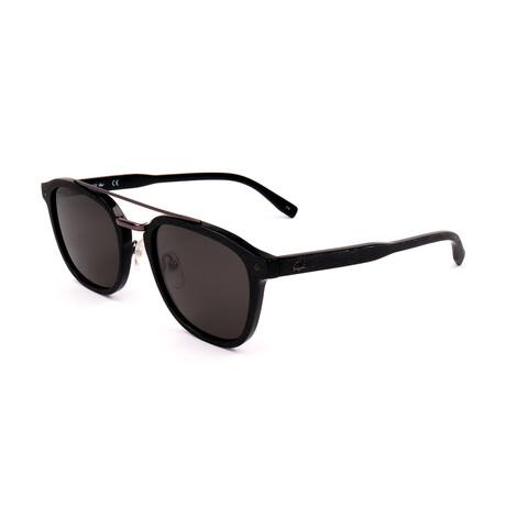Lacoste // Unisex L885SPCP Polarized Sunglasses // Onyx
