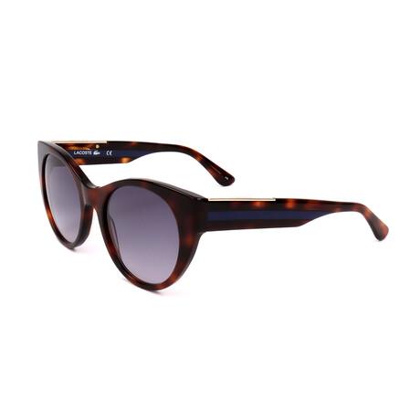 Lacoste // Unisex L913S Sunglasses // Havana