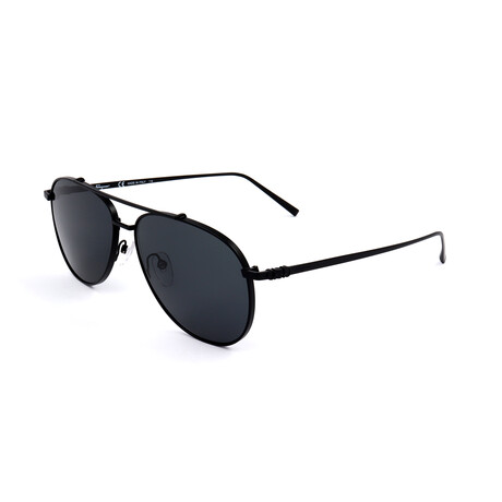 Men's SF201S Sunglasses // Matte Black