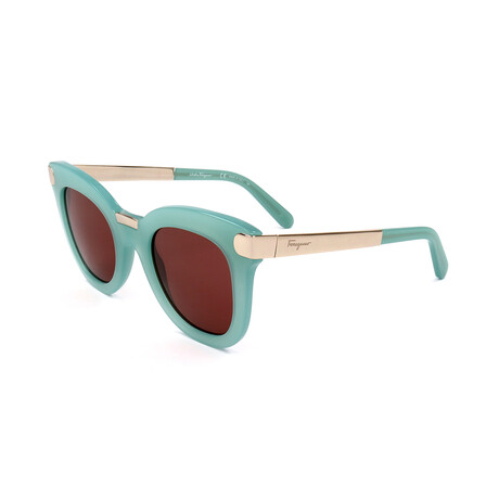 Women's SF967S Sunglasses // Opaline Mint