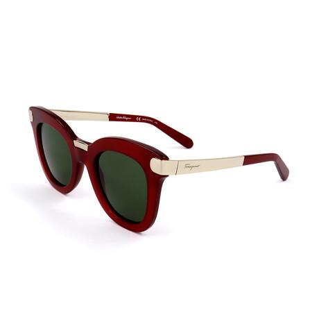 Women's SF967S Sunglasses // Opaline Wine