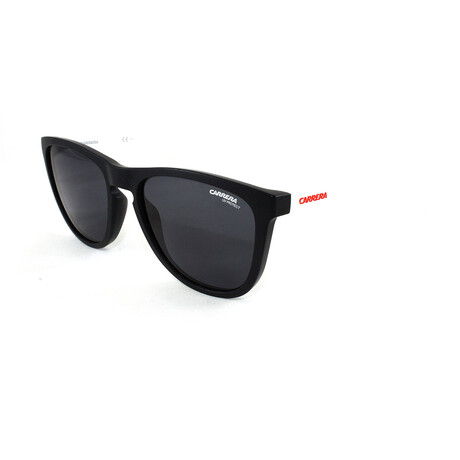 Carrera // Unisex 5042S Sunglasses // Matte Black