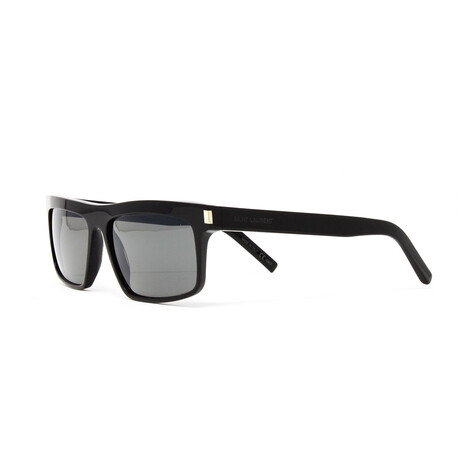 Yves Saint Laurent // Men's SL246 Sunglasses // Black