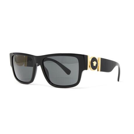 Versace // Men's VE4369 Sunglasses // Black