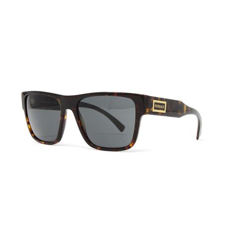 Versace // Men's VE4379 Sunglasses // Havana