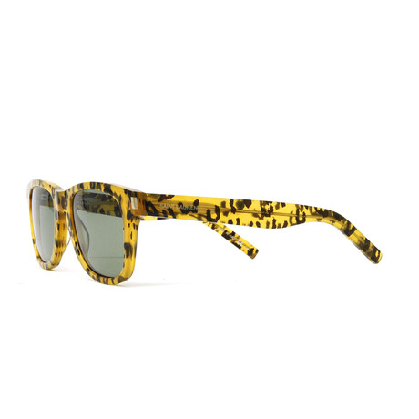 Yves Saint Laurent // Men's SL51 Sunglasses // Havana