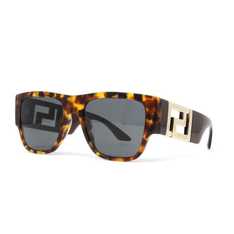 Versace // Men's VE4403 Sunglasses // Havana