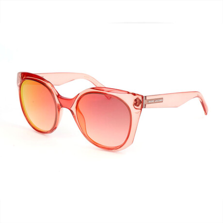 Women's 196-S L7Q Sunglasses // Orange