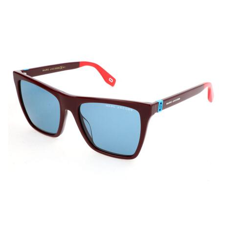 Women's 349-S LHF Sunglasses // Burgundy