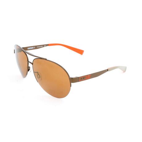 Nike // Men's EV0636 Sunglasses // Satin Brown