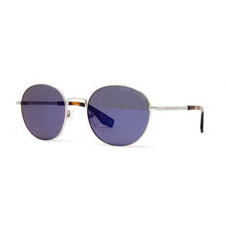 Men's 272-S Sunglasses // Blue + Silver
