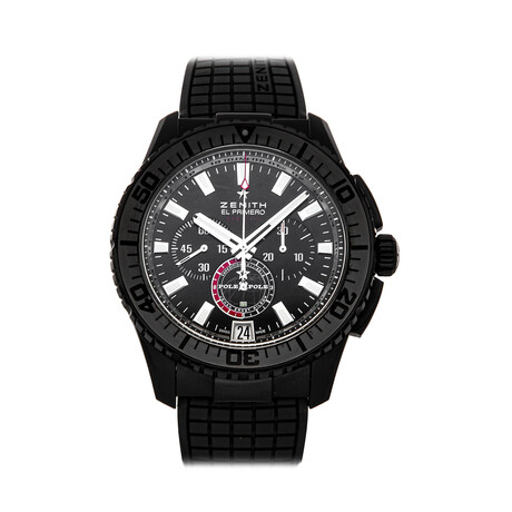 Zenith El Primero Stratos Flyback Chronograph Limited Edition Automatic // 24.2062.405/27.R515 // Pre-Owned
