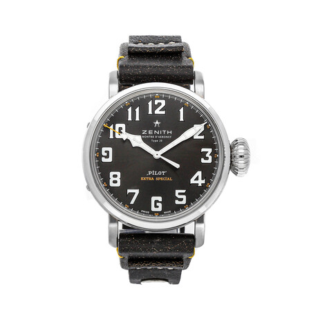 Zenith Pilot Type 20 Rescue Extra Special Automatic // 03.2434.679/20.I010 // Pre-Owned