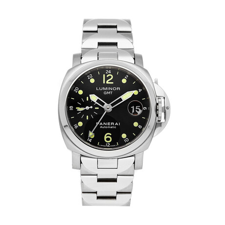 Panerai Luminor GMT Automatic // PAM00160 // Pre-Owned