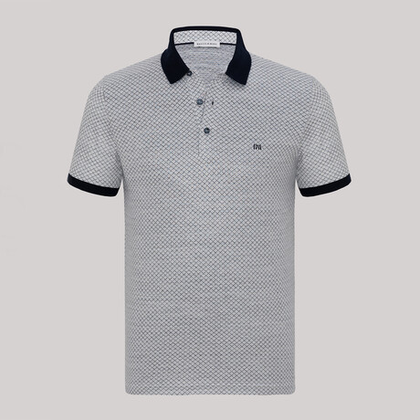 Tampa Short Sleeve Polo // White (S)