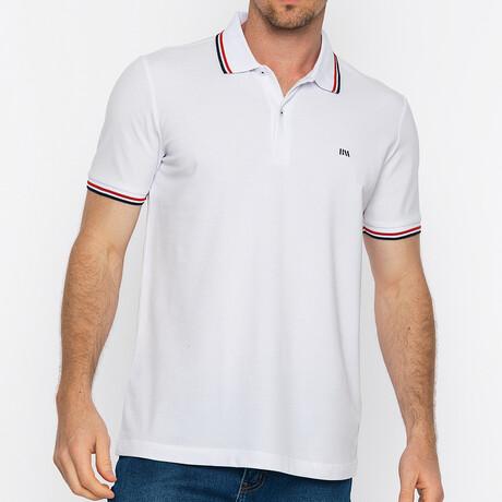 Marco Short Sleeve Polo // White (S)