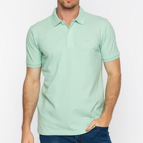 Austin Short Sleeve Polo // Mint (S)