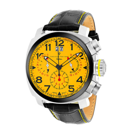 Christian Van Sant Grand Python Chronograph Quartz // CV3AU12
